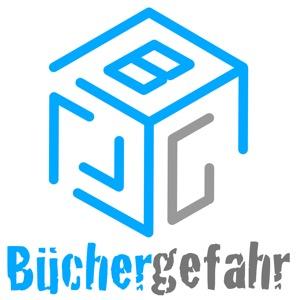 Büchergefahr logo